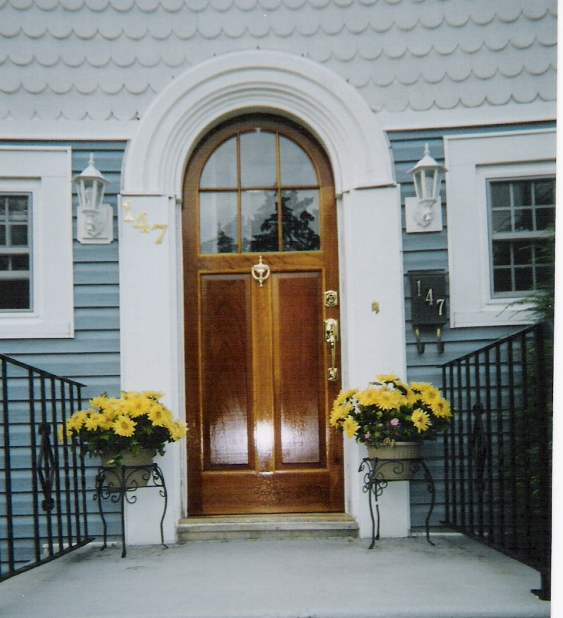 Home Entrance Door Arched Exterior Doors