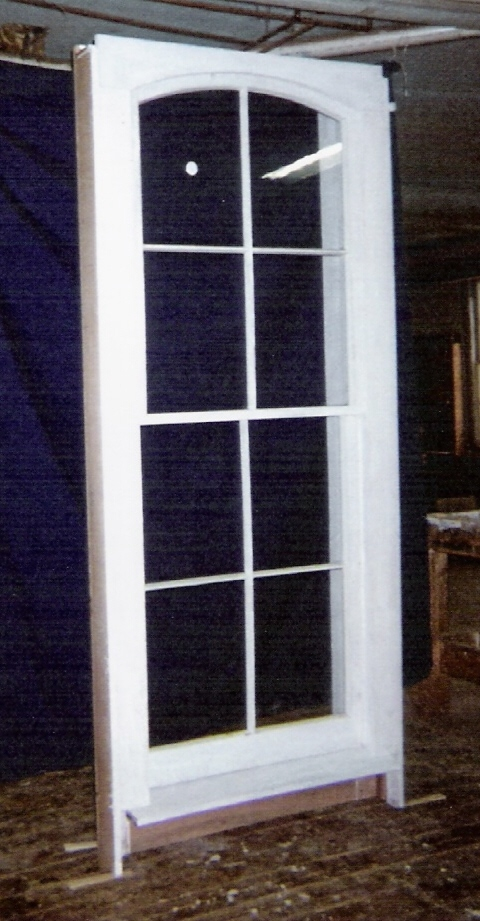 Double Hung Wood Windows Custom Made Built Sashes