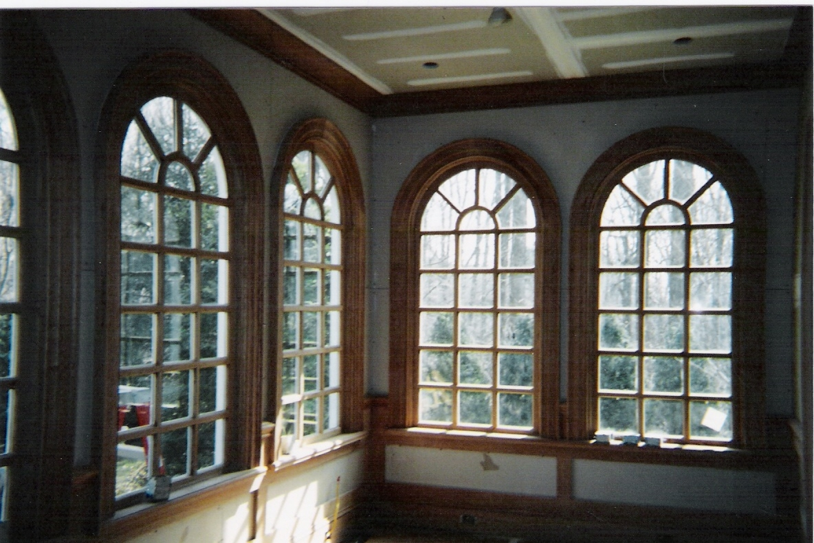 Windows design wooden glass for Custom window designs