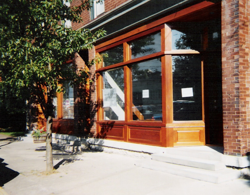 Custom Made Wood Windows : Custom made built wood windows reproduce replicate sashes